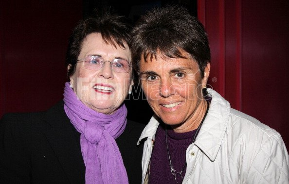Billie Jean King Partner