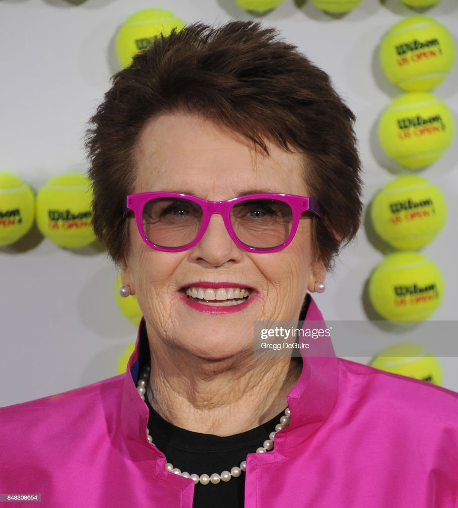 Hana Mandlikova And Billie Jean King