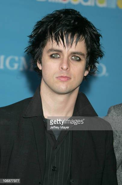 Billie Joe Armstrong of Green Day during 2004 Billboard Music Awards Arrivals at MGM Grand Garden in Las Vegas Nevada United States