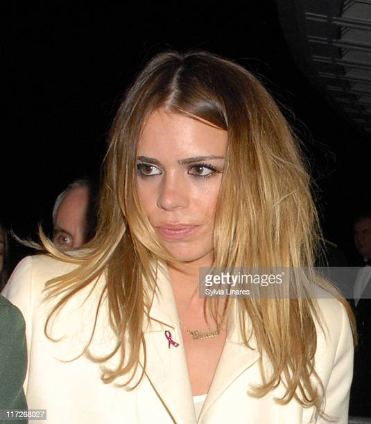 Billie Piper is seen on September 7 2009 in London England