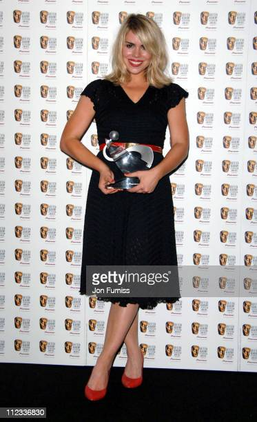 Billie Piper winner of 'Pioneer Audience Award' for 'Doctor Who'
