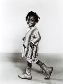 Billie Thomas as Buckwheat in 'Second Childhood' one of the Our Gang series later to be known as 'The Little Rascals' Release dated April 11 1936