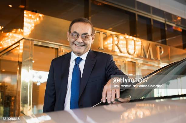 Billionaire businessman Phil Ruffin is photographed for Forbes Magazine on February 15 2017 in Las Vegas Nevada PUBLISHED IMAGE CREDIT MUST READ Tim...