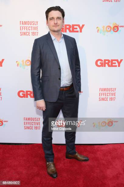 Billions actor Toby Leonard Moore attends the Grey's Centennial Gala in Madison Square Park on May 18 2017 in New York City
