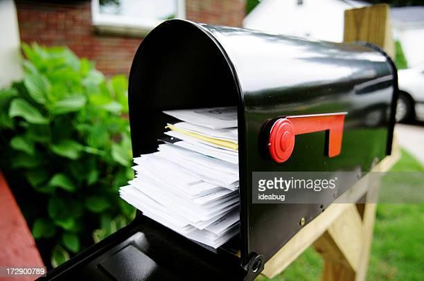 Facturas & de correo basura