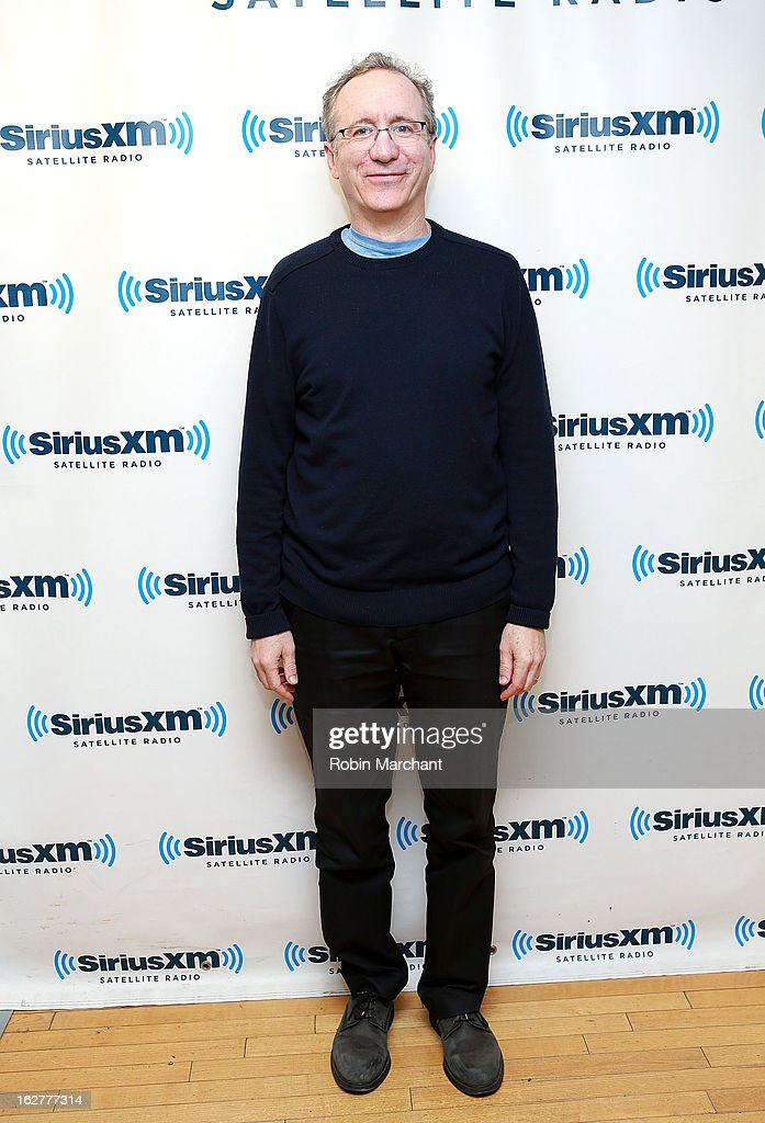 Billy Aronson visits at SiriusXM Studios on February 26, 2013 in New York City.