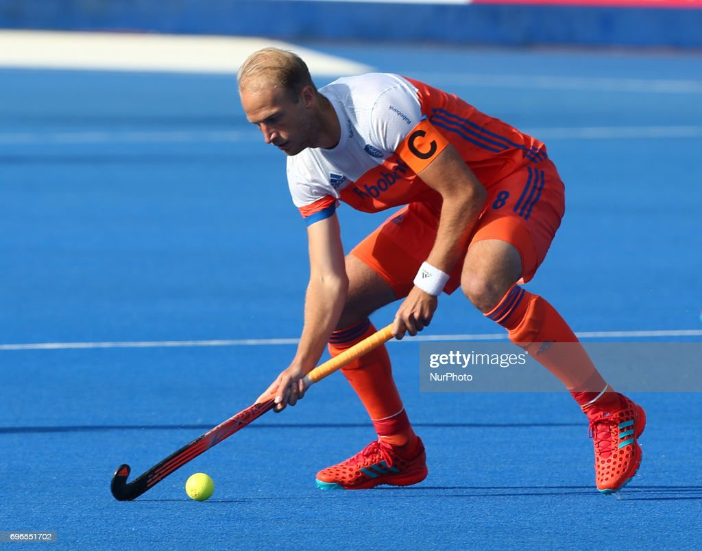 Netherlands v Pakistan - Hockey