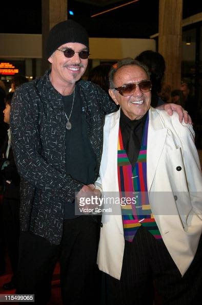 Billy Bob Thornton and George Barris during 40th Anniversary of the Cinerama Dome and 'It's a Mad Mad Mad Mad World' at Cinerama Dome at ArcLight...
