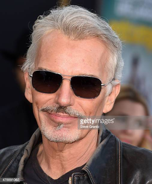 Billy Bob Thornton arrives at the 'Entourage' Los Angeles Premiere at Regency Village Theatre on June 1 2015 in Westwood California