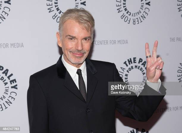 Billy Bob Thornton arrives at the Paley Center For Media Presents 'Fargo' at Paley Center For Media on April 11 2014 in New York City