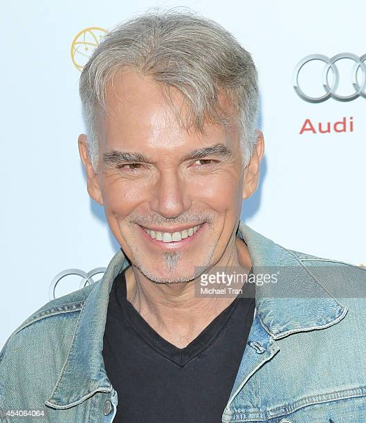 Billy Bob Thornton arrives at the Television Academy Performers Nominee Reception for The 66th Emmy Awards held at Spectra by Wolfgang Puck at the...