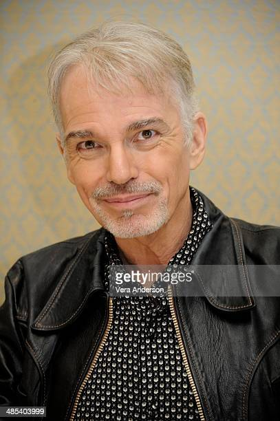 Billy Bob Thornton at the 'Fargo' Press Conference at the Four Seasons Hotel on April 16 2014 in Beverly Hills California