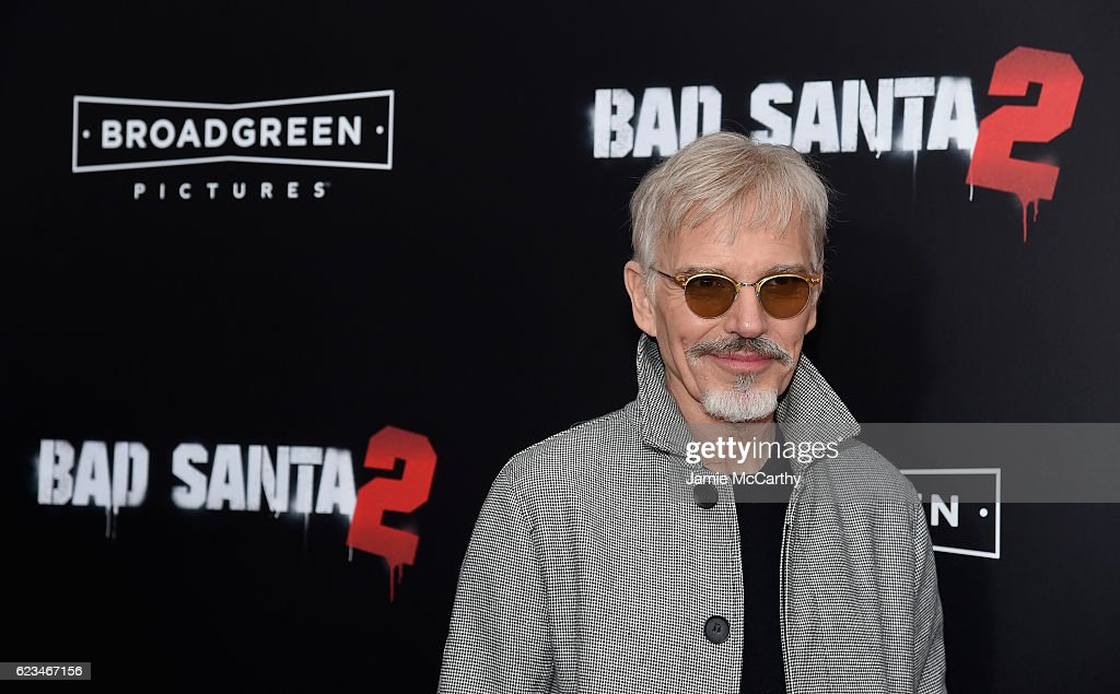 Billy Bob Thornton attends the 'Bad Santa 2' New York Premiere at AMC Loews Lincoln Square 13 theater on November 15, 2016 in New York City.