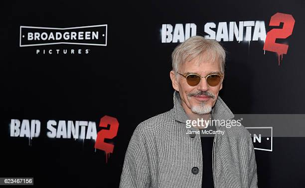 Billy Bob Thornton attends the 'Bad Santa 2' New York Premiere at AMC Loews Lincoln Square 13 theater on November 15 2016 in New York City