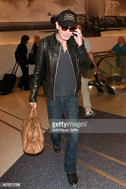 Billy Bob Thornton seen at LAX on October 25 2014 in Los Angeles California
