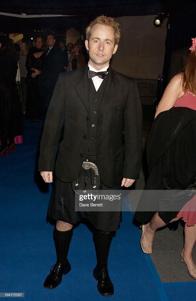 Billy Boyd, 'Master And Commander: The Far Side Of The World' Royal Premiere After Party At Billingsgate Fish Market, London