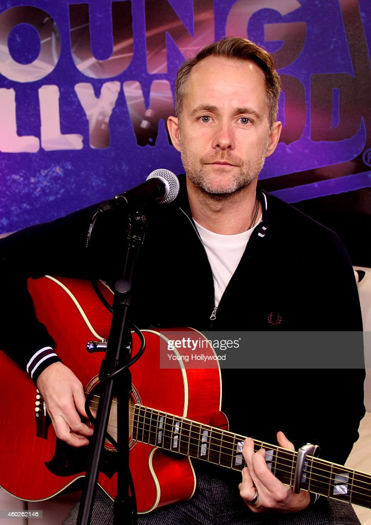 Billy Boyd Visits Young Hollywood Studio