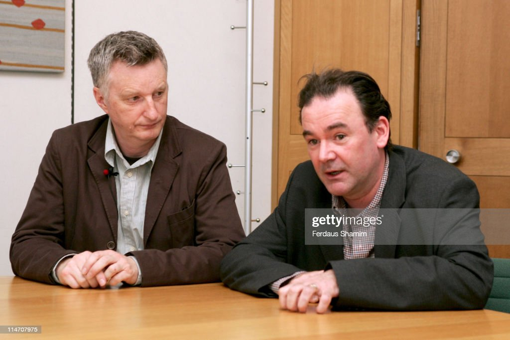 <a gi-track='captionPersonalityLinkClicked' href=/galleries/search?phrase=Billy+Bragg&family=editorial&specificpeople=238944 ng-click='$event.stopPropagation()'>Billy Bragg</a> and John Cruddas MP during <a gi-track='captionPersonalityLinkClicked' href=/galleries/search?phrase=Billy+Bragg&family=editorial&specificpeople=238944 ng-click='$event.stopPropagation()'>Billy Bragg</a>: Hope Not Hate - Campaign Launch at Portcullis House in London, Great Britain.