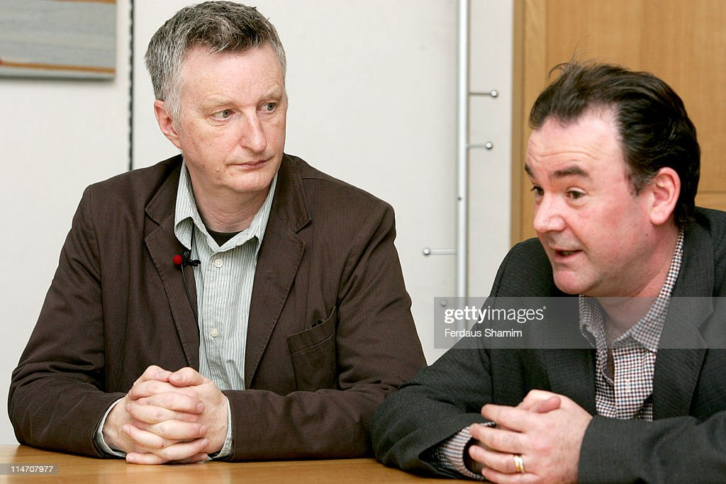 <a gi-track='captionPersonalityLinkClicked' href=/galleries/search?phrase=Billy+Bragg&family=editorial&specificpeople=238944 ng-click='$event.stopPropagation()'>Billy Bragg</a> and John Cruddus MP during <a gi-track='captionPersonalityLinkClicked' href=/galleries/search?phrase=Billy+Bragg&family=editorial&specificpeople=238944 ng-click='$event.stopPropagation()'>Billy Bragg</a>: Hope Not Hate - Campaign Launch at Portcullis House in London, Great Britain.