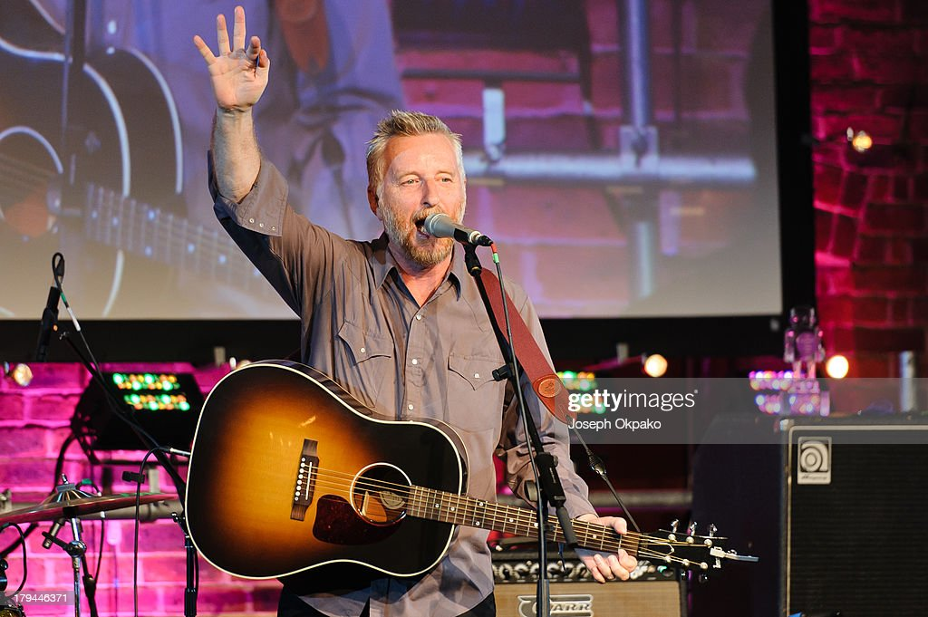 <a gi-track='captionPersonalityLinkClicked' href=/galleries/search?phrase=Billy+Bragg&family=editorial&specificpeople=238944 ng-click='$event.stopPropagation()'>Billy Bragg</a> performs at the AIM Independent Music Awards at The Brewery on September 3, 2013 in London, England.