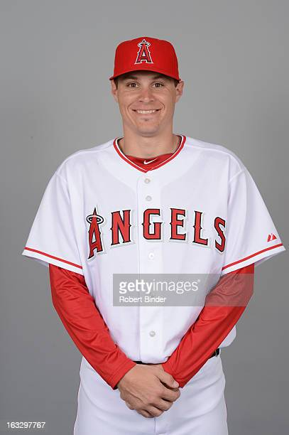 Billy Buckner of the Los Angeles Angels of Anaheim poses during Photo Day on February 21 2013 at Tempe Diablo Stadium in Tempe Arizona