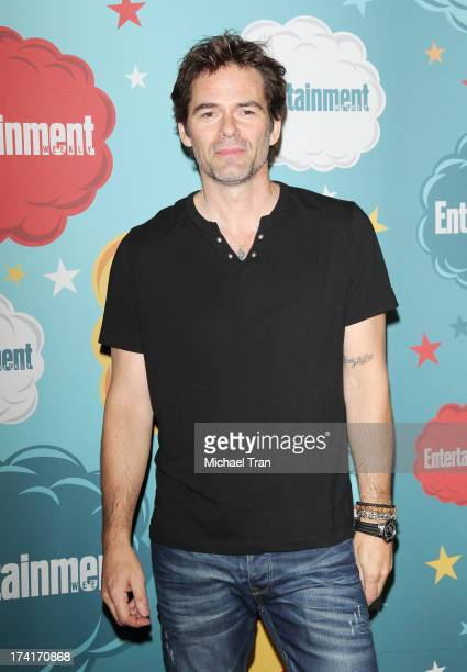 Billy Burke arrives at the Entertainment Weekly's Annual ComicCon celebration held at Float at Hard Rock Hotel San Diego on July 20 2013 in San Diego...