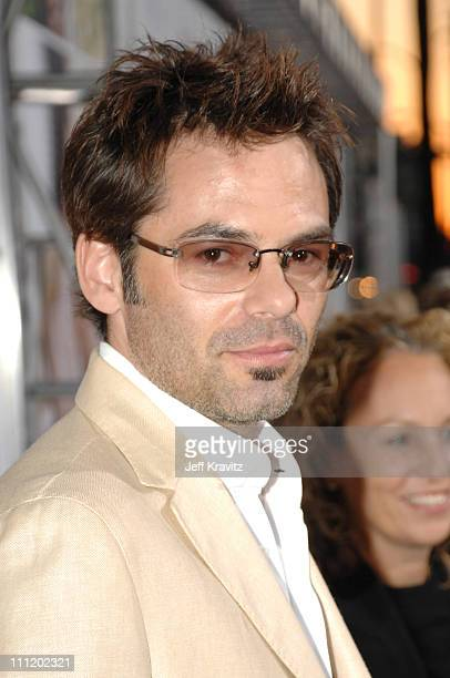 Billy Burke arrives at the 'Feast of Love' premiere at The Academy of Motion Picture Arts and Sciences on September 25 2007 in Los Angeles California