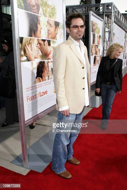 Billy Burke at the 'Feast of Love' Premiere at The Academy of Motion Picture Arts and Sciences on September 25 2007 in Los Angeles California