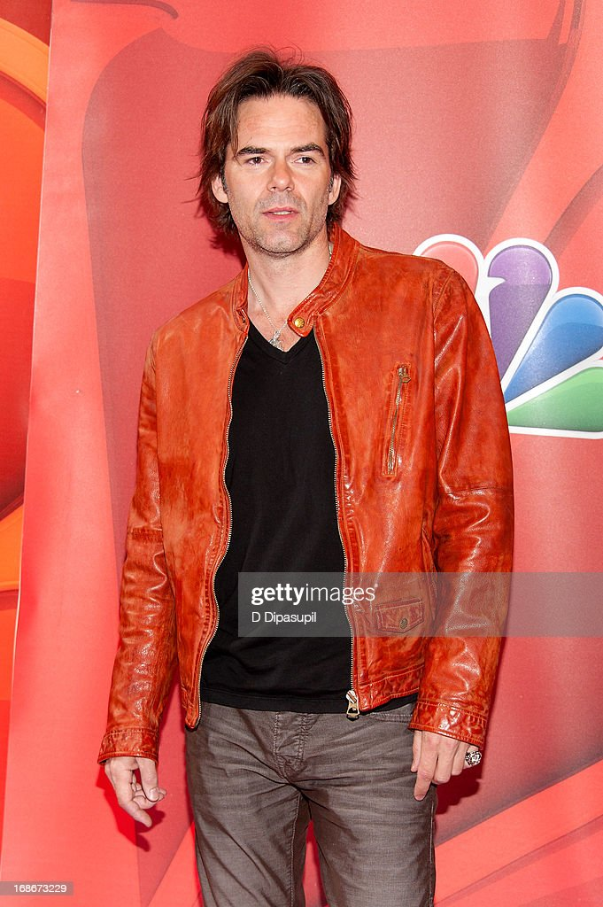 Billy Burke attends the 2013 NBC Upfront Presentation Red Carpet Event at Radio City Music Hall on May 13, 2013 in New York City.