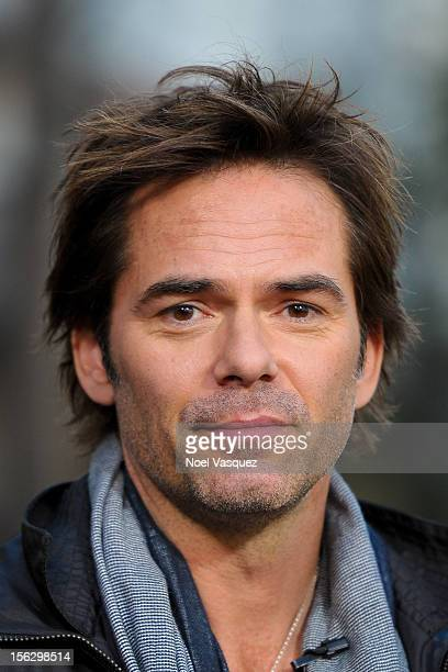 Billy Burke visits 'Extra' at The Grove on November 12 2012 in Los Angeles California