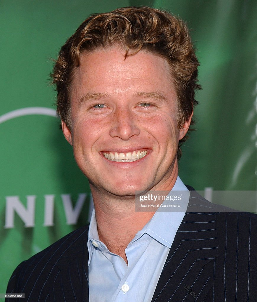 Billy Bush during 2004 NBC All Star Party - Arrivals at Universal Studios in Universal City, California, United States.