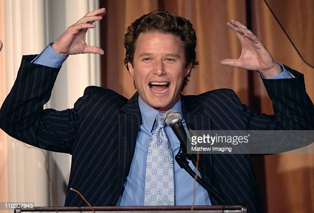Billy Bush *exclusive coverage* during Women in Cable Telecommunications 2006 LEA Awards at The Beverly Hills Hotel in Beverly Hills California...