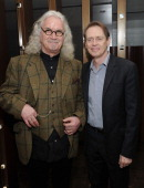 Billy Connolly and Steve Buschemi attend the Bank Of America And Food Wine With The Cinema Society Screening Of 'A Place At The Table' After Party at...