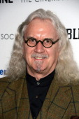 Billy Connolly attends Magnolia Pictures And Participant Media With The Cinema Society Present A Screening Of 'A Place At The Table' at MOMA Celeste...