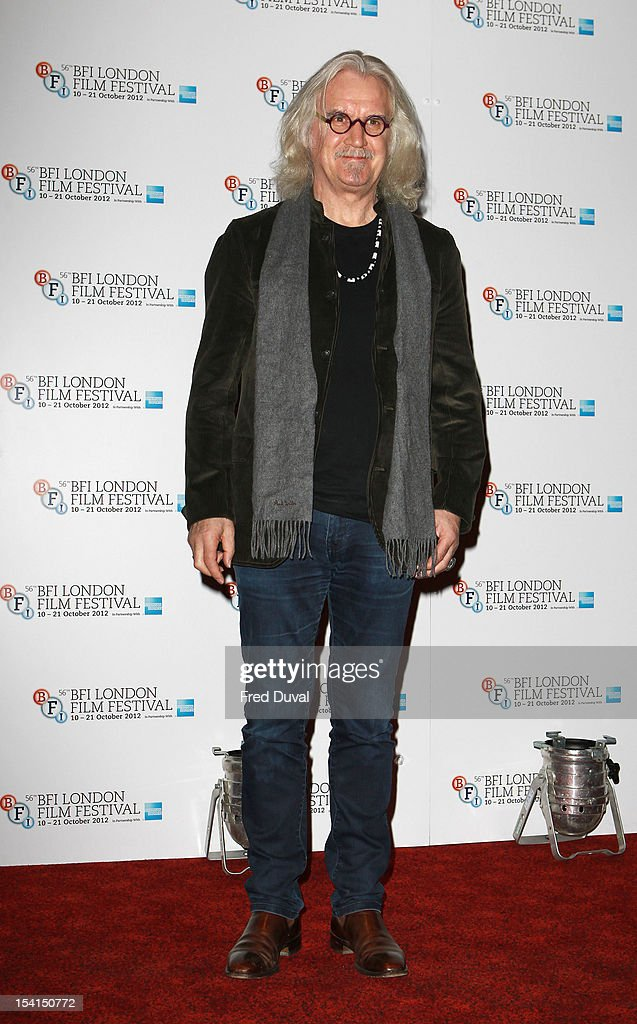 <a gi-track='captionPersonalityLinkClicked' href=/galleries/search?phrase=Billy+Connolly&family=editorial&specificpeople=208248 ng-click='$event.stopPropagation()'>Billy Connolly</a> attends the Photocall for 'Quartet' at the BFI London Film Festival at Empire Leicester Square on October 15, 2012 in London, England.