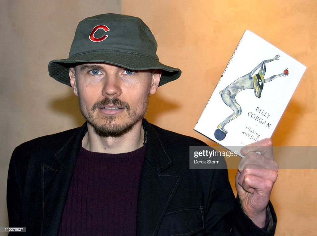 "Billy Corgan's ""Blinking with Fists"" Book Signing - October 14, 2004"
