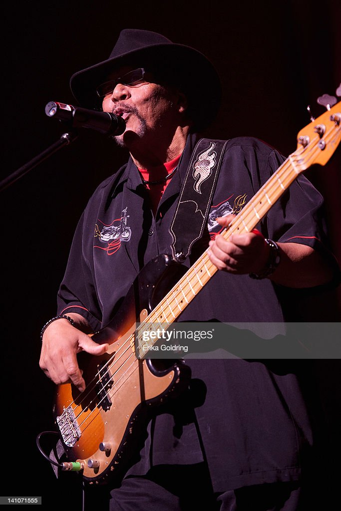 Billy Cox performs during the Experience Hendrix Tour at the Tennessee Performing Arts Center on March 9, 2012 in Nashville, Tennessee.