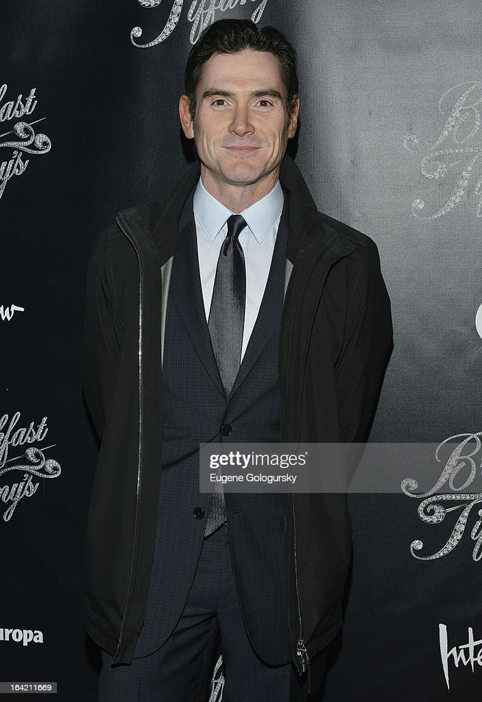 Billy Crudup attends 'Breakfast At Tiffany's' Broadway Opening Night at Cort Theatre on March 20, 2013 in New York City.