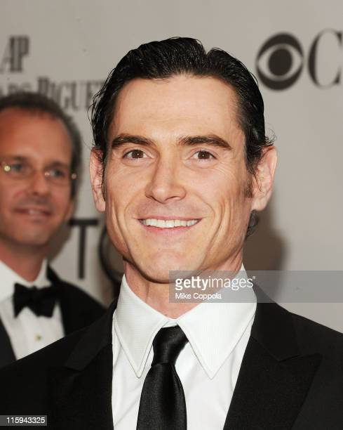 Billy Crudup attends the 65th Annual Tony Awards at the Beacon Theatre on June 12 2011 in New York City