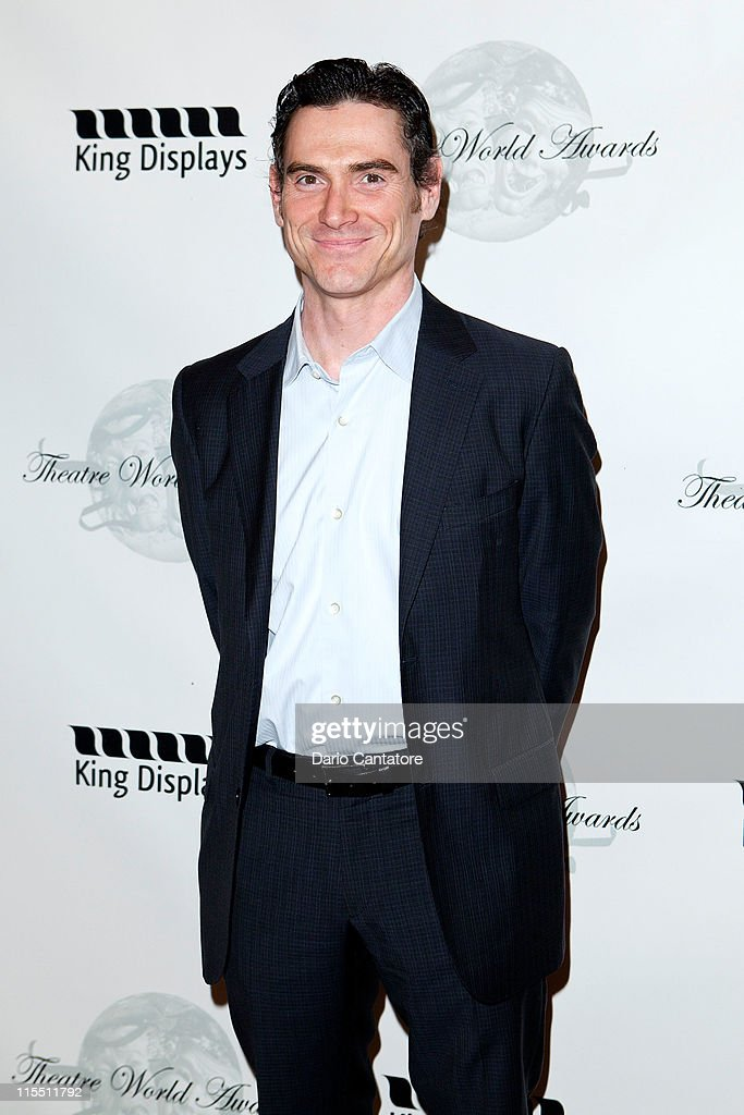 Billy Crudup attends the 67th annual Theatre World Awards Ceremony at the August Wilson Theatre on June 7, 2011 in New York City.