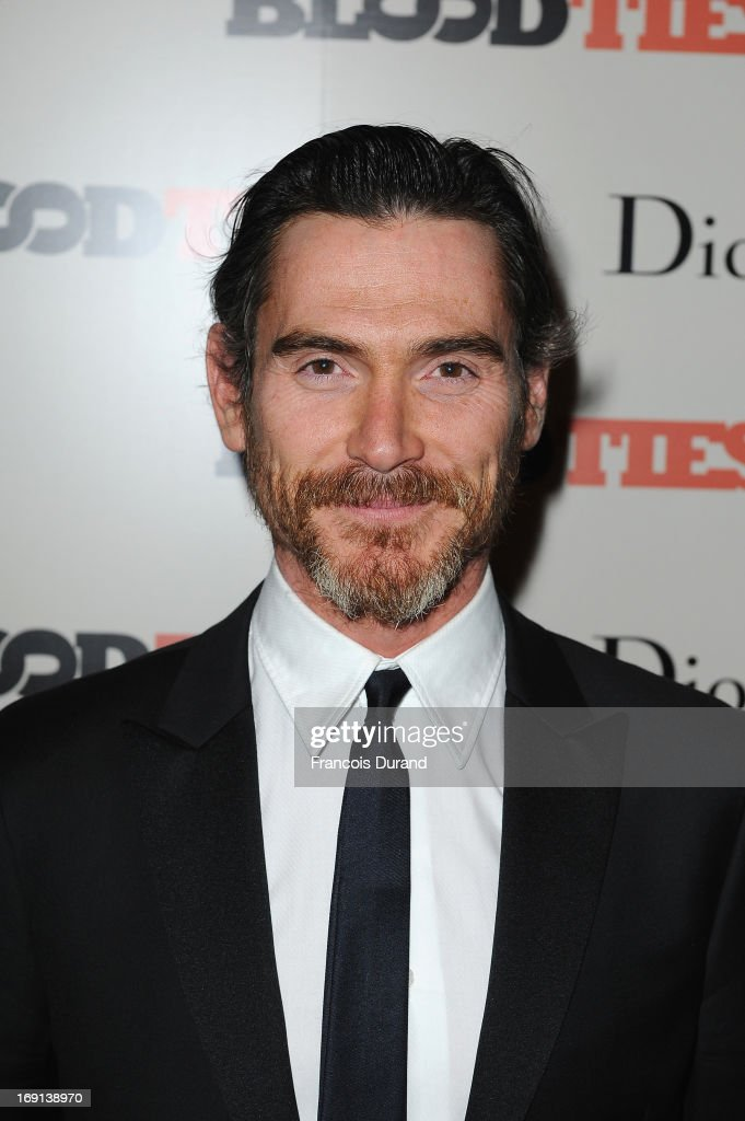 Billy Crudup attends the 'Blood Ties' cocktail and party hosted by Dior at Club by Albane in Bulgari Rooftop on May 20, 2013 in Cannes, France.