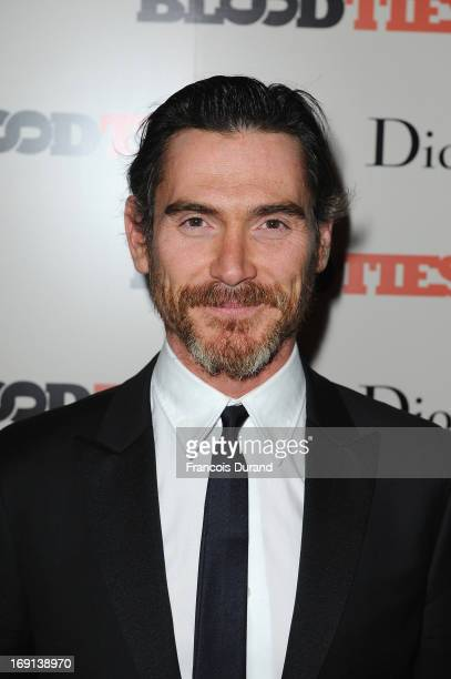 Billy Crudup attends the 'Blood Ties' cocktail and party hosted by Dior at Club by Albane in Bulgari Rooftop on May 20 2013 in Cannes France