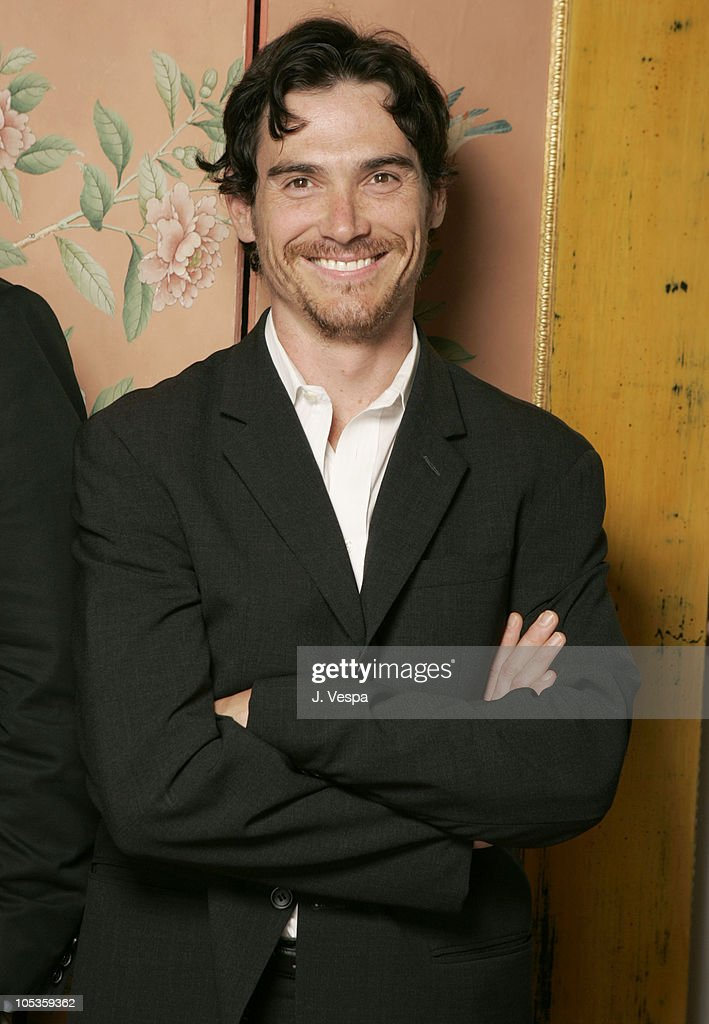 <a gi-track='captionPersonalityLinkClicked' href=/galleries/search?phrase=Billy+Crudup&family=editorial&specificpeople=204698 ng-click='$event.stopPropagation()'>Billy Crudup</a> during 2004 Toronto International Film Festival - 'Stage Beauty' Portraits at Intercontinental in Toronto, Ontario, Canada.