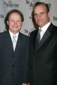 Billy Crystal and Joe Torre during The Actors Fund 'There's No Business Like Show Business' Gala at Cipriani 42nd Street in New York City New York...
