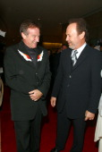 Billy Crystal and Robin Williams during Simon Wiesenthal Center Museum of tolerance 2003 Tribute Dinner honoring Billy and Janise Crystal at Beverly...