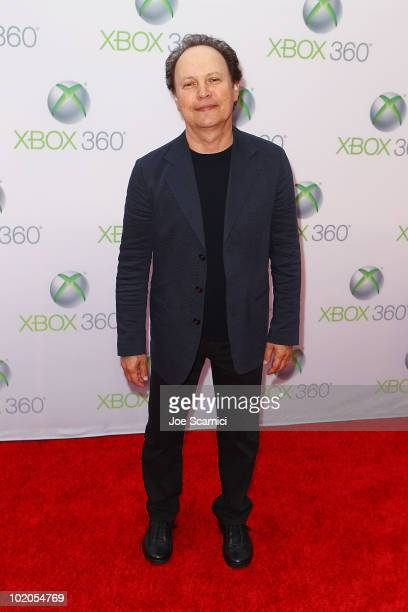 Billy Crystal arrives to the World Premiere Of 'Project Natal' For Xbox 360 at Galen Center on June 13 2010 in Los Angeles California