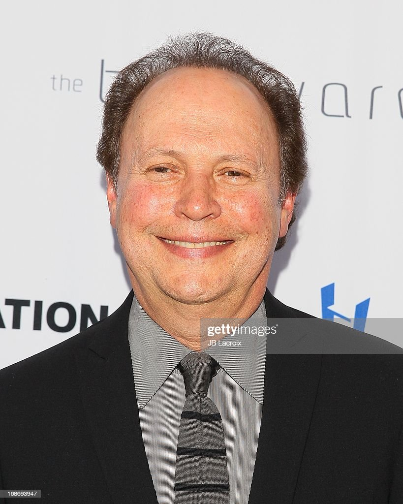 <a gi-track='captionPersonalityLinkClicked' href=/galleries/search?phrase=Billy+Crystal&family=editorial&specificpeople=202497 ng-click='$event.stopPropagation()'>Billy Crystal</a> attends the 'Backstage At The Geffen' honoring <a gi-track='captionPersonalityLinkClicked' href=/galleries/search?phrase=Billy+Crystal&family=editorial&specificpeople=202497 ng-click='$event.stopPropagation()'>Billy Crystal</a> at Geffen Playhouse on May 13, 2013 in Los Angeles, California.