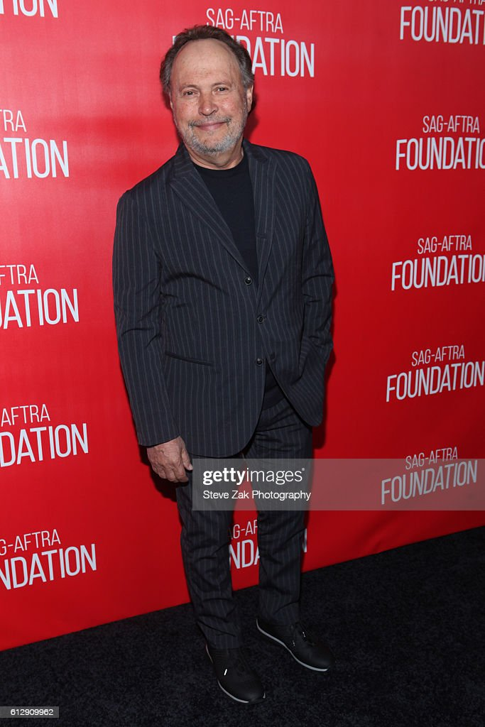 Billy Crystal attends The Grand Opening Of SAG-AFTRA Foundation's Robin Williams Center at SAG-AFTRA Foundation Robin Williams Center on October 5, 2016 in New York City.