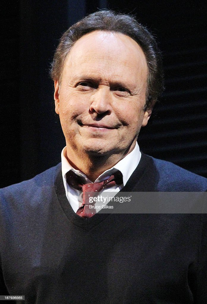 <a gi-track='captionPersonalityLinkClicked' href=/galleries/search?phrase=Billy+Crystal&family=editorial&specificpeople=202497 ng-click='$event.stopPropagation()'>Billy Crystal</a> performs in '700 Sundays' on his opening night at The Imperial Theatre on November 13, 2013 in New York City.