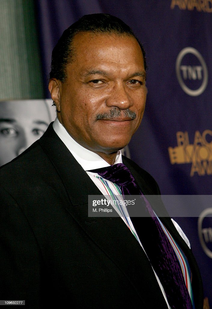 Billy Dee Williams 12556_MP_0442JPG during 2006 TNT Black Movie Awards Red Carpet at Wiltern Theatre in Los Angelses California United States